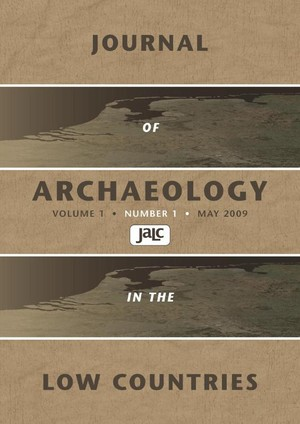 Journal of Archaeology in the Low Countries 2009 - 1