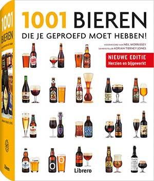1001 Bieren die je geproefd moet hebben