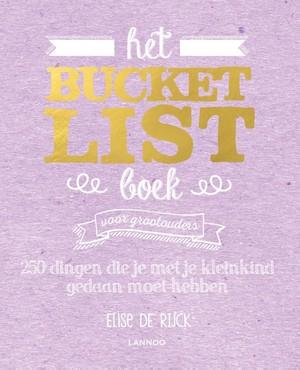 Het Bucketlist Boek voor grootouders