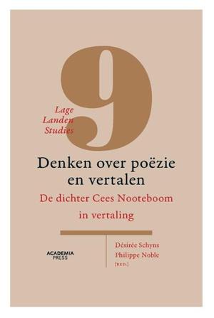 Lage Landen Studies 9: Denken over poëzie en vertalen