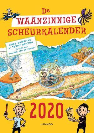 De waanzinnige scheurkalender 2020