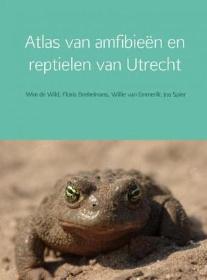 Atlas van amfibieën en reptielen van Utrecht
