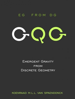 Emergent gravity from discrete geometry