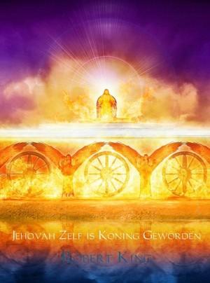 Jehovah Zelf is Koning Geworden