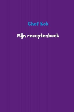 Mijn receptenboek