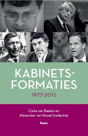 Kabinetsformaties 1977-2012