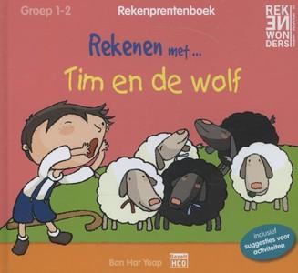 Rekenen met - Tim en de wolf groep 1-2