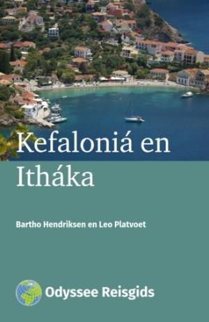 Kefalonia & Ithaka Odyssee Reisgids