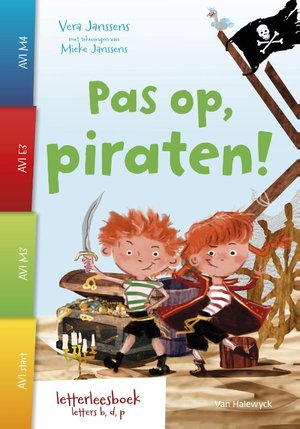 Pas op, piraten!