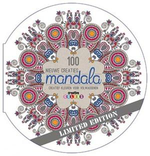 100 nieuwe creaties mandala