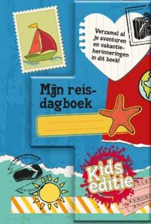 Mijn reisdagboek - kids editie
