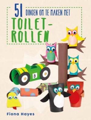 51 dingen om te maken met toiletrollen