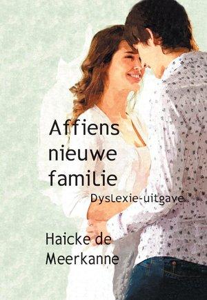 Affiens nieuwe familie - Dyslexie-uitgave