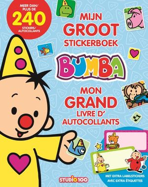 Bumba : groot stickerboek
