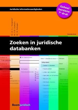 Zoeken in juridische databanken