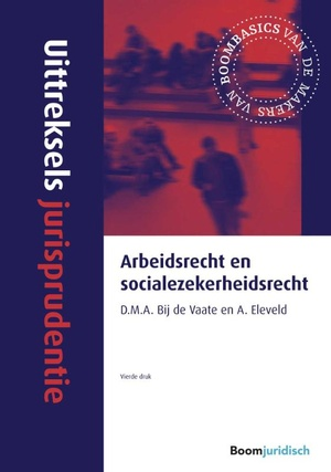 Arbeidsrecht en socialezekerheidsrecht