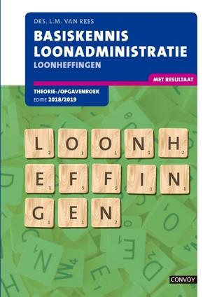 Loonheffingen 2018/2019 - Theorie-/opgavenboek