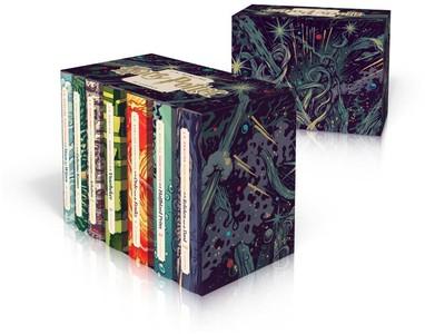 Harry Potter 20 jaar box 7 delen
