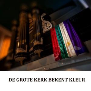 De Grote Kerk-gemeente Emmen bekent kleur