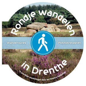 Rondje wandelen in Drenthe