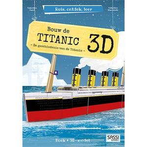 Bouw de Titanic 3D