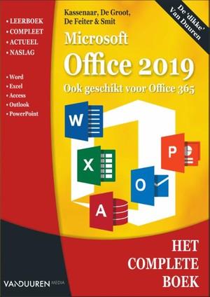 Het Complete Boek Office 2019