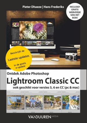 Ontdek Lightroom Classic CC, inclusief e-update