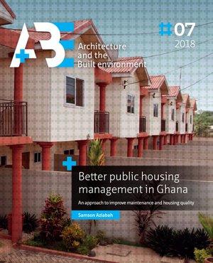 Better public housing management in Ghana