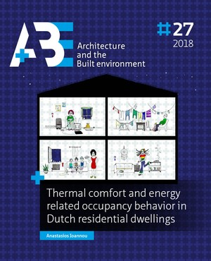 Thermal comfort and energy related occupancy behavior in Dutch residential dwellings - 2018