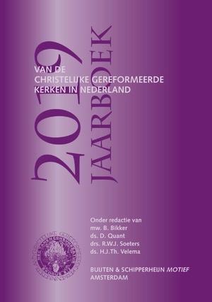 Jaarboek van de Christelijk Gereformeerde Kerken in Nederland 2019