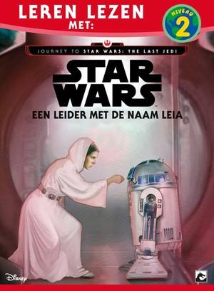 Een leider met de naam Leia - niveau 2 leren lezen