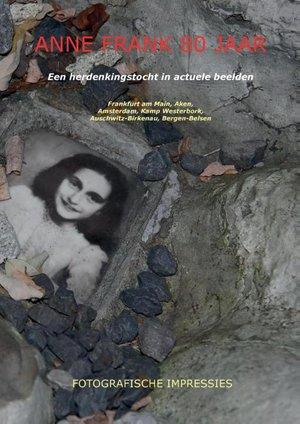 Anne Frank 80 jaar (paperback, zwart wit)