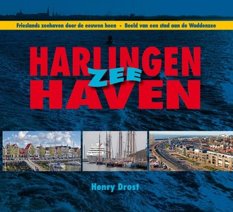Harlingen Zee Havenstad