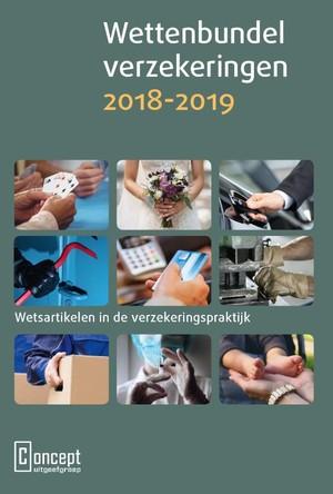 Wettenbundel verzekeringen 2018-2019