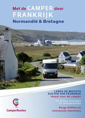 Met de camper door Frankrijk - Kustroute Normandië & Bretagne