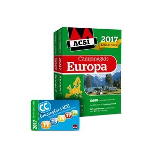 ACSI Campinggids Europa 2017