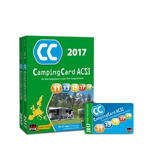 CampingCard ACSI 2017 set 2 dln