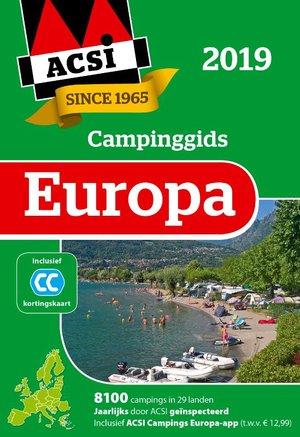 ACSI Campinggids Europa 2019 set 2 delen