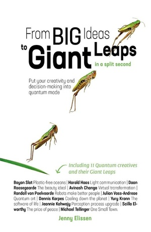 From Big Ideas to Giant Leaps in a split second