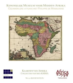Kaarten van Afrika