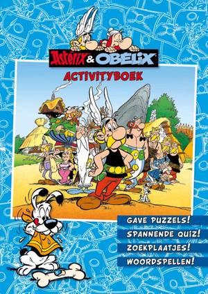 Asterix & Obelix activityboek