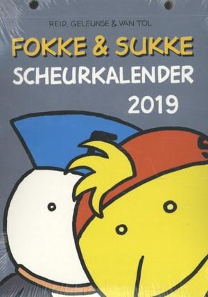 Fokke & Sukke scheurkalender - 2019