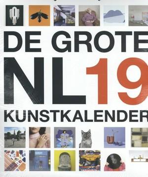 De Grote NL kunstkalender - 2019