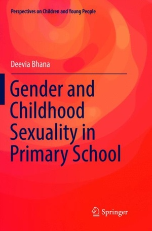 Gender And Childhood Sexuality In Primary School