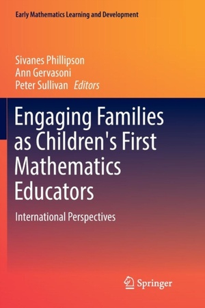 Engaging Families As Children's First Mathematics Educators
