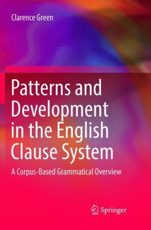 Patterns And Development In The English Clause System