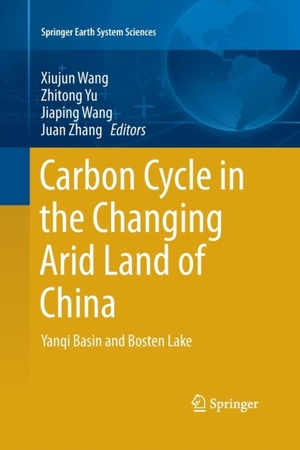 Carbon Cycle In The Changing Arid Land Of China