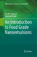 Introduction To Food Grade Nanoemulsions