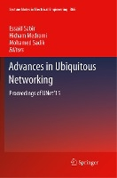 Advances In Ubiquitous Networking