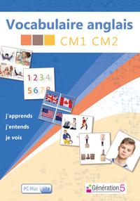 Vocabulaire Anglais Cm1-cm2 (site)
